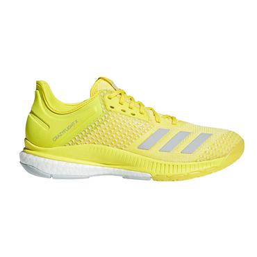 adidas Damen Crazyflight Team Volleyballschuhe gelb